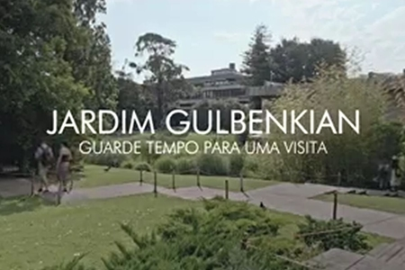 HIDURBE in the maintenance and preservation of the Jardim Gulbenkian